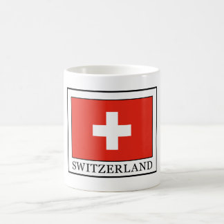 Switzerland Coffee Mug