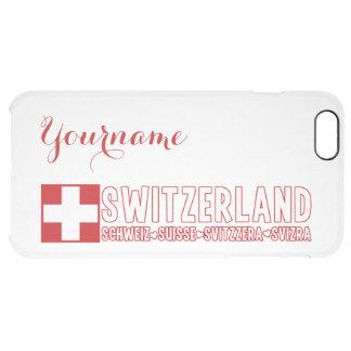 SWITZERLAND custom cases