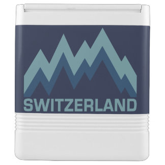SWITZERLAND custom cooler Igloo Cooler