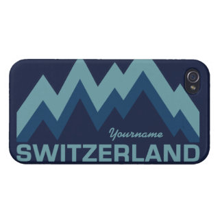 SWITZERLAND custom monogram cases