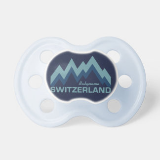 SWITZERLAND custom pacifier
