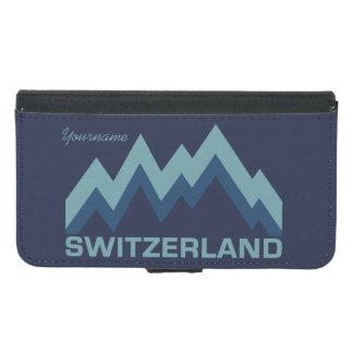 SWITZERLAND custom phone wallets