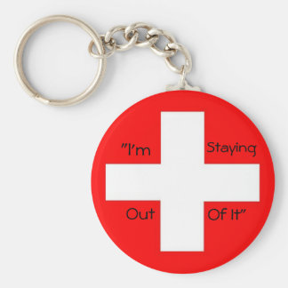 Switzerland - Customized Key Ring