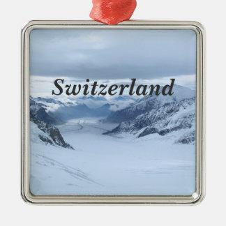 Switzerland Christmas Tree Ornaments