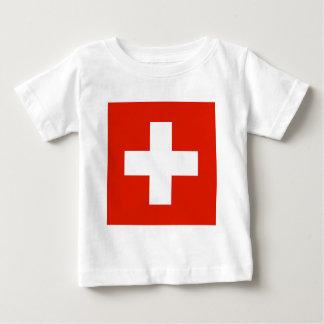 Switzerland flag baby T-Shirt