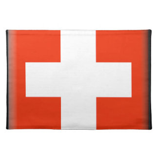 Switzerland Flag Placemat