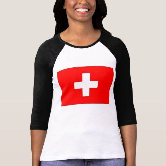 Switzerland_flag T-Shirt