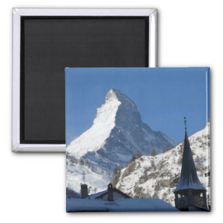 Switzerland fridge magnet