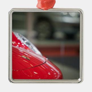 SWITZERLAND, GENEVA: 75th Annual Geneva Auto 2 Christmas Ornament