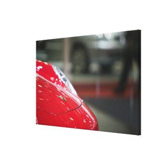 SWITZERLAND, GENEVA: 75th Annual Geneva Auto 2 Stretched Canvas Print