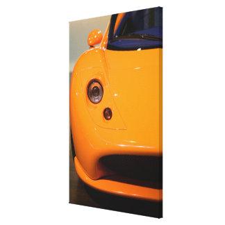 SWITZERLAND, GENEVA: 75th Annual Geneva Auto 6 Gallery Wrapped Canvas