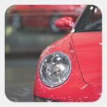 SWITZERLAND, GENEVA: 75th Annual Geneva Auto 8 Sticker