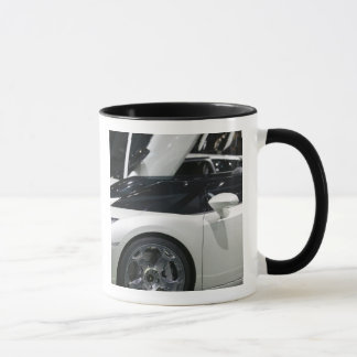 SWITZERLAND, GENEVA: 75th Annual Geneva Auto 9 Mug