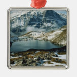 Switzerland, Grindelwald, Bernese Alps, View Christmas Ornament