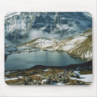 Switzerland, Grindelwald, Bernese Alps, View Mouse Mat