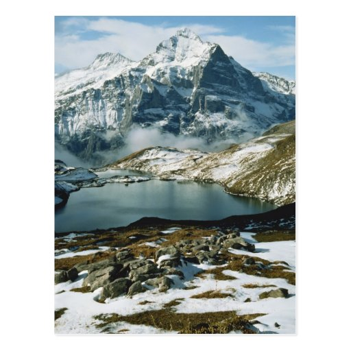 Switzerland, Grindelwald, Bernese Alps, View Postcards