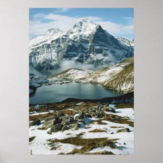 Switzerland Grindelwald Bernese Alps View Print