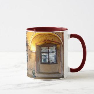 Switzerland, Inside a medieval building Mug