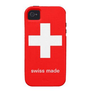 SWITZERLAND iPhone 4 CASE