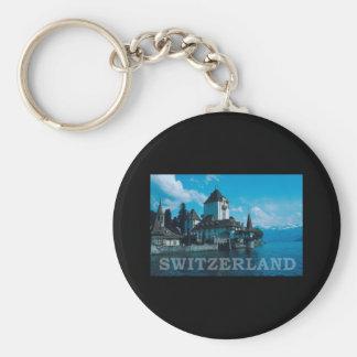 Switzerland Key Ring