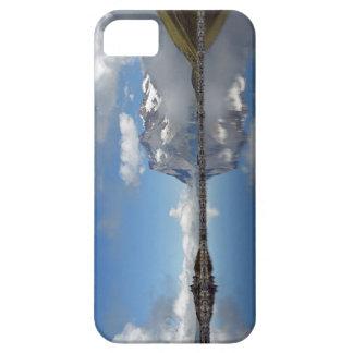 switzerland lake view iPhone 5 covers