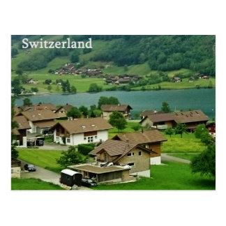 Switzerland Landscape Postcard