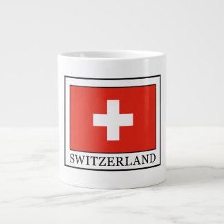 Switzerland Large Coffee Mug