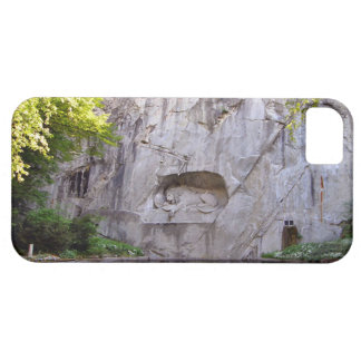 Switzerland, Lion monument, Lucerne iPhone 5 Covers