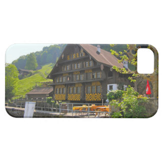 Switzerland, Lucerne Chalet iPhone 5 Covers