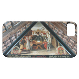 Switzerland, Lucerne historic scene Case For The iPhone 5