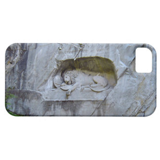 Switzerland, Lucerne Lion memorial Barely There iPhone 5 Case