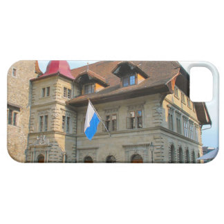 Switzerland, Lucerne Mediavlal town hall iPhone 5 Cases