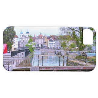 Switzerland, Lucerne mill race iPhone 5 Cases
