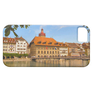 Switzerland, Lucerne town hall iPhone 5 Covers