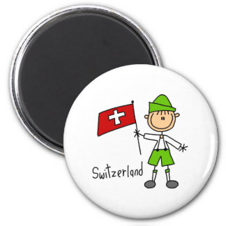 Switzerland Magnet Magnet
