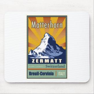 Switzerland Mouse Mat