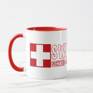 SWITZERLAND mugs – choose style & color