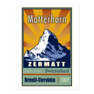 Switzerland Postcard