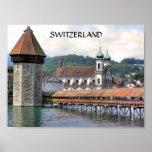 SWITZERLAND PRINT
