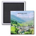 SWITZERLAND REFRIGERATOR MAGNETS