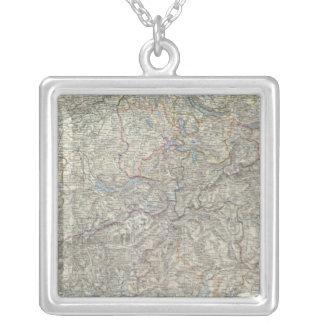 Switzerland, Savoy, Piedmont Silver Plated Necklace