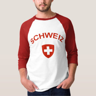 Switzerland Schweiz T-Shirt