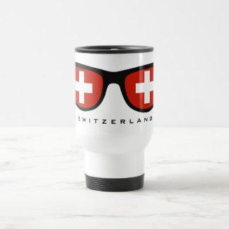 Switzerland Shades custom mugs