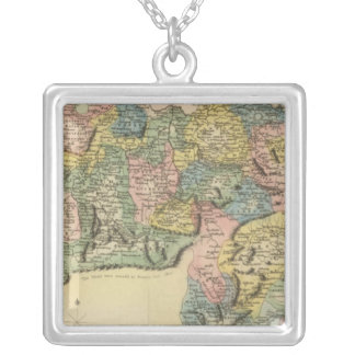Switzerland Silver Plated Necklace
