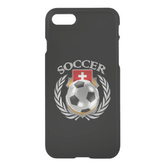 Switzerland Soccer 2016 Fan Gear iPhone 7 Case