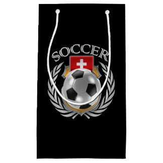 Switzerland Soccer 2016 Fan Gear Small Gift Bag