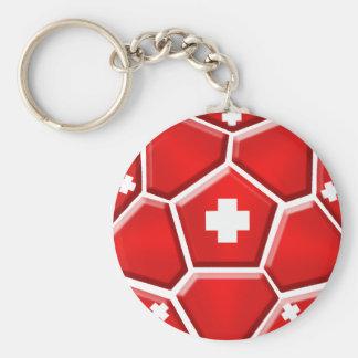 Switzerland Soccer - Brazil 2014 Nati World Cup Key Ring