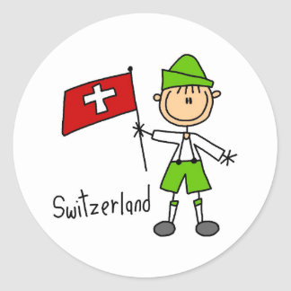 Switzerland Sticker