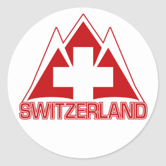 SWITZERLAND stickers
