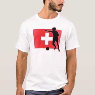 Switzerland Striker 3 T-Shirt